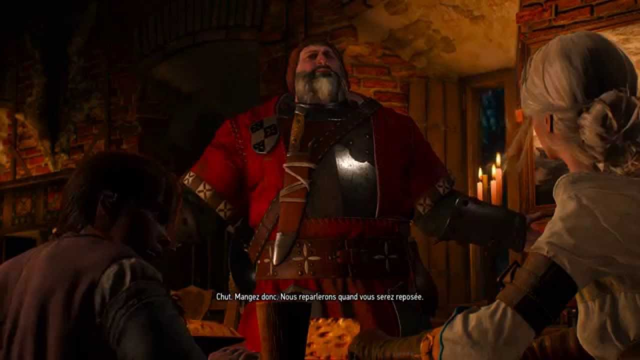 The Witcher 3 sur Pc: Baron sanglant: affaire de famille (Full Ultra / HD) - Partie 10 histoire