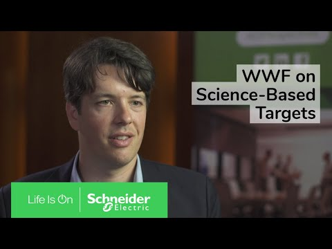 WWF on Science-Based Targets | Schneider Electric