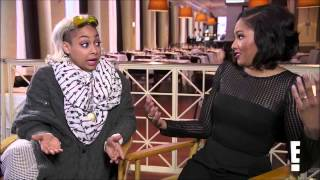 Raven-Symoné - E! Interview, Part 1 - N-Word, Michelle Obama, & Race Comments