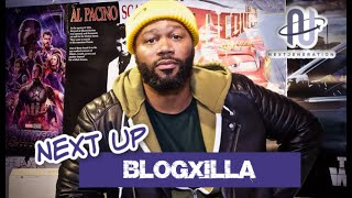 Blogxilla Talks Journey To TV & Film Journalist Extraordinaire & More on 'Next Up'