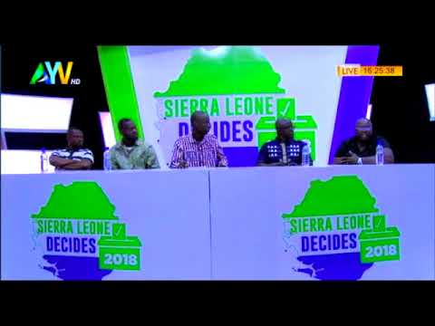 Sierra Leone Decides: NGC CONVENTION IN BO CITY