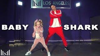 BABY SHARK DANCE ft Everleigh