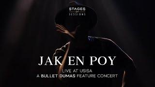 "Bullet Dumas feat. Jobert Lachica - ""Jak en Poy"" Live at Usisa"