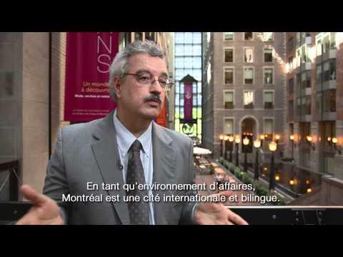 Choisir Montréal pour son environnement d'affaires / Choose Montréal for its business environment