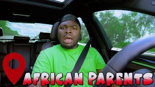 Download Samspedy Comedy - If GPS Navigation Was Made By African Parents
