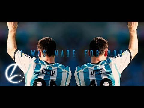 "Lionel Messi - ""I was made for you"" - Argentina - best moments - HD (NeoNino Contest)"