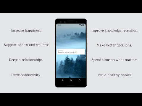 Siempo (Beta) - The World's First Humane Smartphone Interface