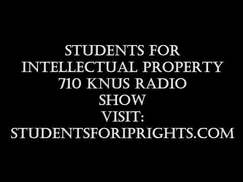 Students for Intellectual Property on 710 KNUS Radio Show