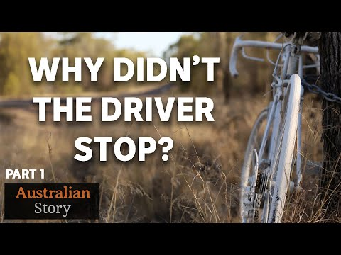Catching a killer: Solving 'impossible' cyclist hit-and-run | The Only Witness Pt 1 Australian Story