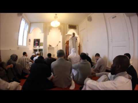 La religion c'est Allah a dit, le Prophète a dit ! Muhammad Amine Khotba