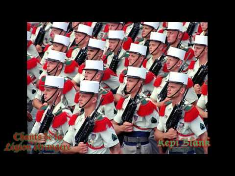 Kepi Blank - Chants de la Legion etrangere (Songs of the French foreign legion)