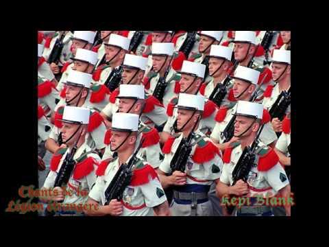 Kepi Blank - Chants de la Legion etrangere (Songs of the French foreign legion)