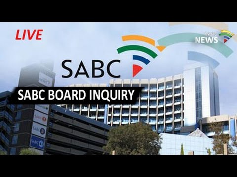 Ad Hoc Committee on the SABC Board Inquiry, 23 February 2017