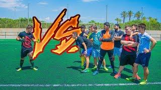 REVANCHA vs PORTERO y la CRAZY CREW!! / GeraXtreme