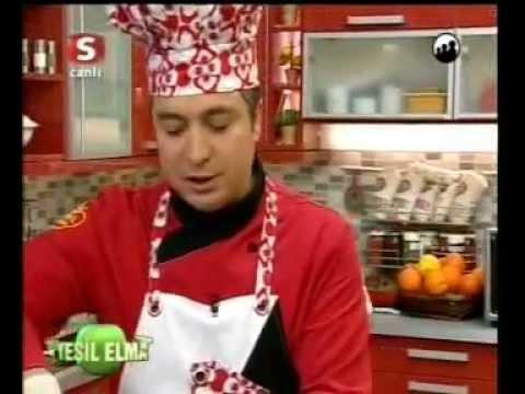 Oktay Usta Reyhan Karaca Ve Lokmacı Baba Yeşil Elma Da,Video 1.