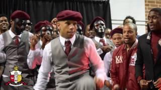 Repeat youtube video Savannah State University Kappa Alpha Psi: Gamma Chi Chapter Fall '16 Probate