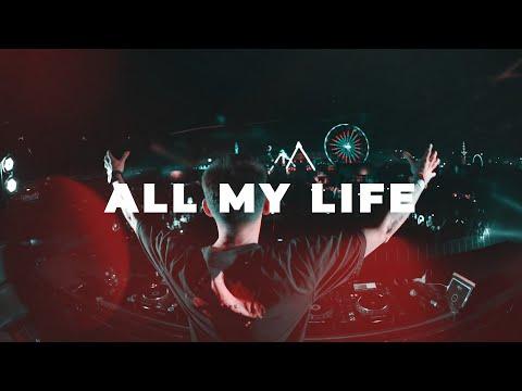 Смотреть клип Darren Styles & Ashley Wallbridge Ft. Gavin Beach - All My Life