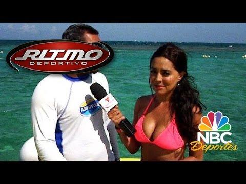 Aqua World Cancún México   Ritmo Deportivo   NBC Deportes