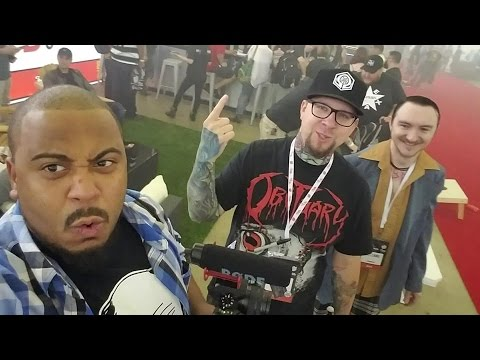 Dallas Vape Showcase - Vape Convention Vlog - VapingwithTwisted420