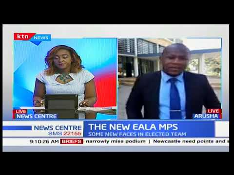East African Legislative Assembly members to be sworn in