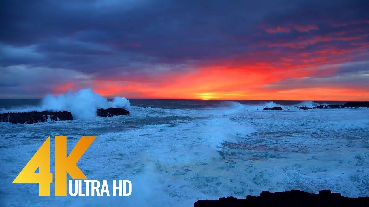Download The Magic of Icelandic Coastline in 4K 60fps - Relaxing Nature Video - 10-Bit Color