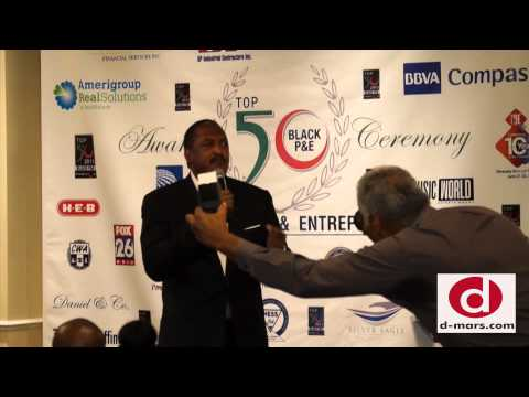 Music World Entertainment President and CEO, Mathew Knowles at d-mars Top 50 Awards