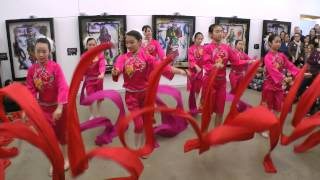 NYCCC at CMA for Chinese New Year 2013 - Red Ribbon Dance