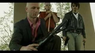 """DIE ZOMBIEJÄGER (2005) clip """"Bloodstained version"""""""