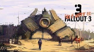 Глупая смерть шерифа Fallout 3 - Fate of Wanderer 2.5.1 3