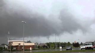 May 25, 2011 StormChase - Overland Park, KS