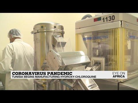 Coronavirus Pandemic: Tunisia begins manufacturing hydroxychloroquine