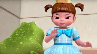 Тренировка для принцессы - Консуни мультик (серия 14) - Мультфильмы для девочек