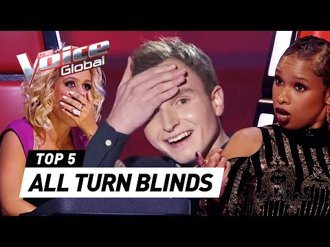 The Voice | Best ALL TURN Blind Auditions worldwide [PART 3]