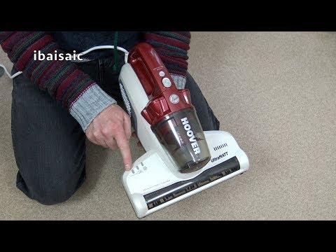 Hoover Ultramatt Mattress & Upholstery Vacuum Cleaner Unboxing & First Look