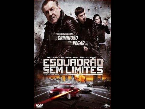 Esquadrão Sem Limites Filme Completo Dublado 2016 Lançamentos. Filmes de Ação. Policial. Drama