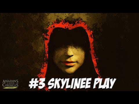 Assassin's creed chronicles China Walkthrough part 3 Skylinee Play [no commentary]