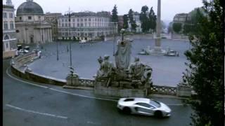 Lamborghini Aventador In Rome
