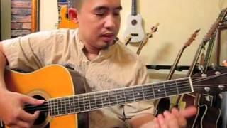 Bài cơ bản - Giới thiệu Guitar, các nốt nhạc cơ bản, lên dây...