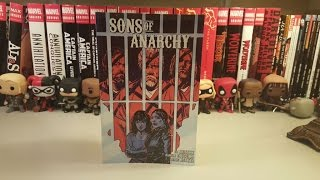 Sons Of Anarchy Vol 2 Overview By Ed Brisson and Damian Couceiro