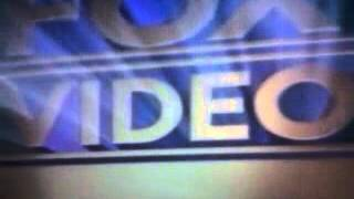 Fox Video 1993 1995 With Playhouse Video 1983 1990 Theme