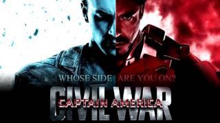 Captain America : Civil War Trailer Music : Dean Valentine - Sharks Don't Sleep