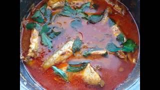 Sudai Meen Kuzhambu - Herring Fish Curry
