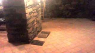 opravený kamenný sklep