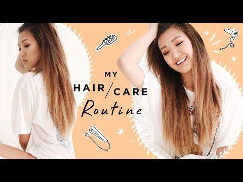 my-simple-haircare-routine- -less-is-more!