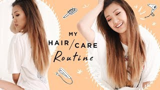 My Simple Haircare Routine | LESS IS MORE!