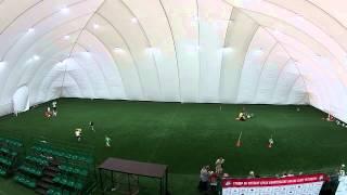 Развитие программы надувных футбольных полей в Санкт-Петербурге