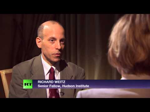 CONFLICTING STRATEGIES? Ft. Richard Weitz, Senior Fellow Hud