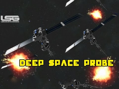 Space Engineers - Deep Space Probe, Communications Relay