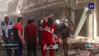 الموافقة على مرور 800 سوري تمهيداً لتوطينهم في دول غربية - (22-7-2018)