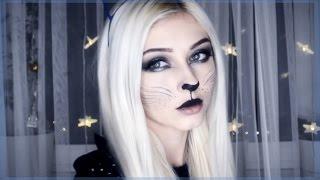 Макияж кошки/ Cute Cat Makeup